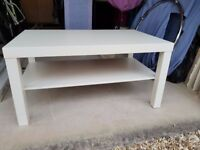 Lack Coffee Table With Lower Shelf