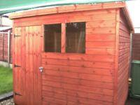 garden shed 6x4 07950246052