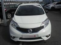 Nissan Note ACENTA DCI (white) 2016-01-30