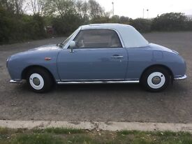 Nissan Figaro (Lapis Grey). Excellent condition