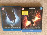 Blu Rays. Two Batman Films.