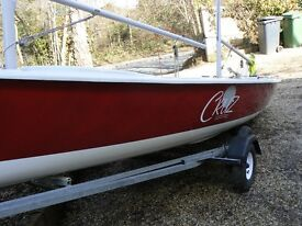 Sailing Dinghy - Topper Cruz Ketch