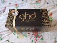 GHD V 5.0 Jamella Limited + Display Chest, Heat Proof Carry Case, Mirror