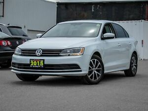 2015 Volkswagen Jetta BLUETOOTH, SUNROOF, HEATED SEATS