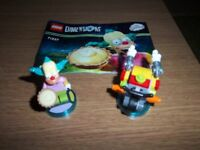 LEGO DIMENSIONS CRUSTY THE CLOWN FUN PACK