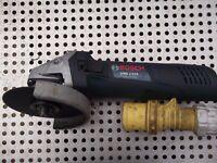 110v bosch small angle grinder