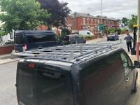Ford transit connect roof rack SWB