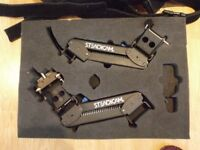 Steadicam Merlin, arm and vest