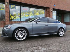 2012 Audi A4 AWD, SUNROOF, S-LINE !!!