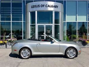 2005 Lexus SC 430 (V8) 5A Nav! New Tires!