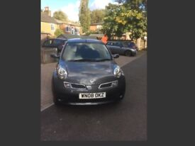 Nissan micra 1.2 Acenta 5-door , 2008 only 52k