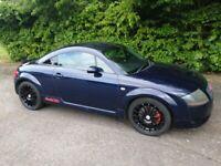 AUDI TT TURBO 4X4 px vrs vxr wrx rs st gt gti type r32 v6 classic sport coupe cheap
