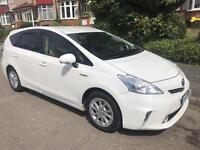 UBER ready Prius Plus for rent @ £200 per week