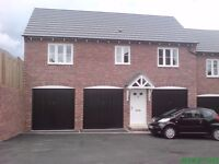 2 bedroom new build coach house apartment to rent - gowerton