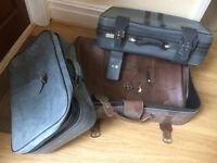 Various Suitcases without wheels. Free to Take Away - one or more. Good Condition