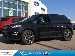 2016 Ford Edge Sport MOONROOF LEATHER NAVIGATION