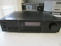 VINTAGE Amplifier genexxa stereo digital synthesized stereo receiver STA900