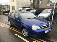 £200 off 56 plate Chevrolet lacetti 1.6, just 52k immaculate car