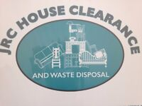 JRC HOUSE CLEARANCE AND WASTE DISPOSAL
