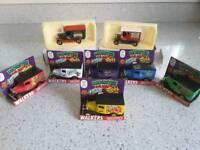 Promotional model cars