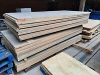 Plywood sheets for furniture