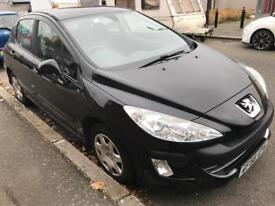 PEUGEOT 308 1.6 HDI S 5dr 2008