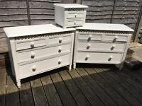 Reduced Belgravia chest of drawers set