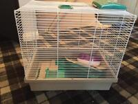 Big hamster cage for sale