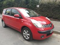 2006 Nissan Note 1.4 manual 77,000 miles