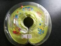 Baby swimming neck inflatable ring