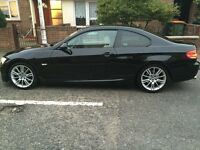 2007 BMW 3 series 320d Coupe M Sport - Diesel, Automatic, Cream/Biege Leather