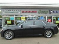 2014 Chrysler 300 Touring with Leather Interior/Moonroof $80 wkl