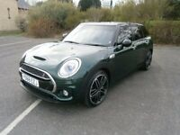2018 MINI COOPER SD 8 SPEED AUTO EVERY EXTRA IMAGINABLE HEADS UP THE WORKS