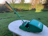 Qualcast Concorde E30 electric cylinder lawnmower