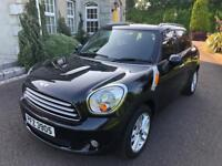 2012 (June) Mini Countryman 1.6 Cooper D 5dr - lightly damaged repairable