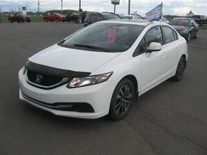 2013 Honda Civic EX (M5) ( $100.04 Biweekly)
