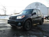 2004 Toyota RAV4 Limited Leather Sunroof