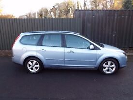 Ford Focus 1.8 Zetec Climate Estate ( 1 Year MOT & Tow Bar )