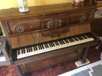 Upright Piano - John Broadway & Sons, London