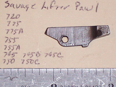 Savage-Springfield-Stevens 720-745-750-755-775 CARRIER DOG LIFTER PAWL.....GC5-1
