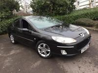 2005 55 Peugeot 407 Se 2.0 Hdi Diesel ** Only 78,000 Miles From New **