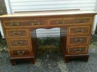 Art deco vintage desk