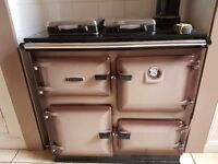 Perfect working order rayburn for sale gas
