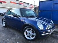 MINI Hatch 1.6 Cooper Full Service History 2 Owners Long MOT Leather Seats Recently Serviced