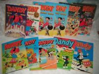 x11 Dandy Annuals - All Vgc.