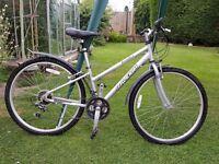 Girl's Raliegh Tundra mountain bike bicycle