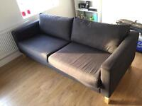 Navy Blue Couch