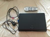 Sky+ HD Box, Sky Remote, HDMI cable and power lead