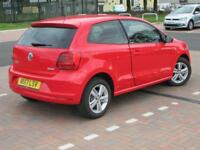 Volkswagen Polo MATCH EDITION (red) 2017-03-28