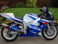 Suzuki GSX-R600 K2